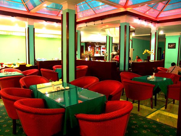 武陵源宾馆西餐厅