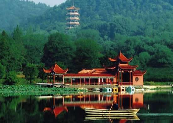 石门县夹山寺风景区_常德旅游景点