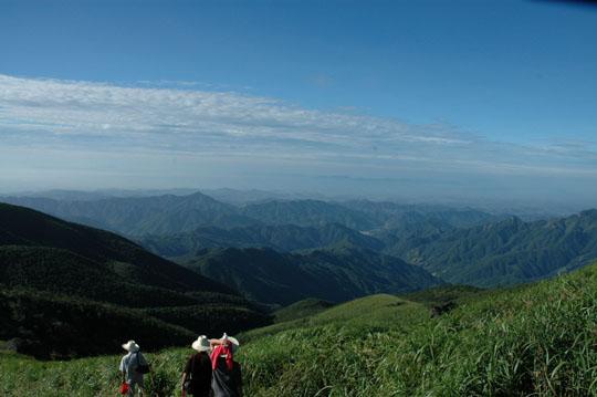 涟源龙山国家森林公园,娄底旅游风景区