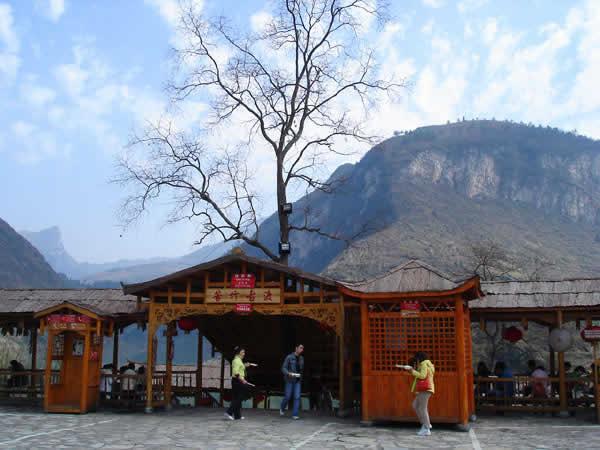 苦竹寨,苦竹寨景点介绍,张家界桑植县旅游风景区