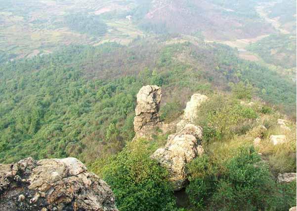 高石岭,狮子山,衡阳风景区,衡阳旅游景点